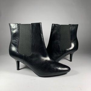 Lauren Ralph Lauren Nathalie kitten heel boots